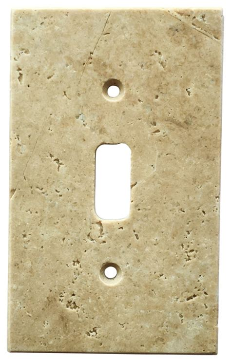 light walnut travertine switch plate cover toggle 2 75 quot x4 5 quot southwestern switch plates and