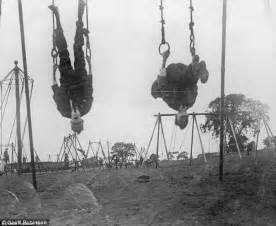 health swing inventor of children s playground had complete disdain for
