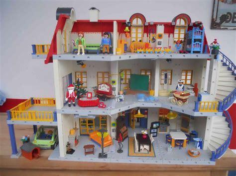 maison moderne playmobil 160