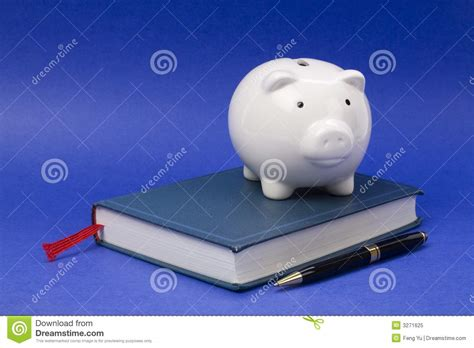 book piggy bank book and piggy bank royalty free stock photo image 3271625