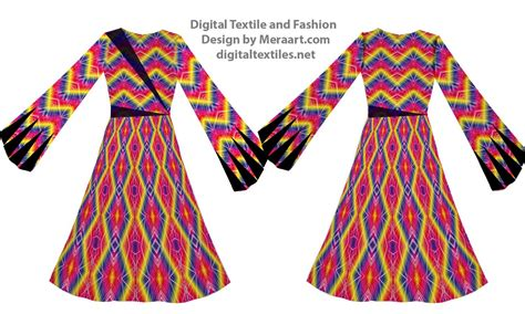 digital textile and fashion designer online designing