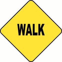 Students remember that wednesday october 6 is walk to school day