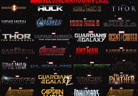 Calendrier 2018 à Télécharger Le Calendrier Des Futurs Marvel 2015 2019