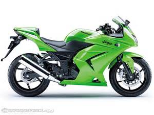 2008 Ninja 250R and ZX 14 Unveiled   Motorcycle USA