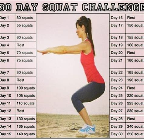 image gallery squat workout