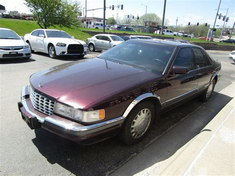 1995 cadillac seville sls 1995 used cadillac seville 4dr sedan luxury sls at the