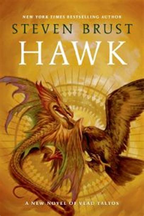 iorich vlad books fiction book review hawk by steven brust tor 24 99