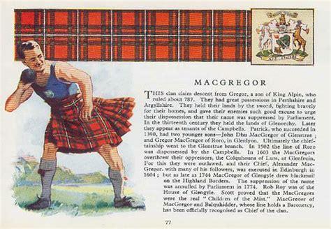 macgregor clan tattoo macgregor tartan and coat of arms yep i m a gregor