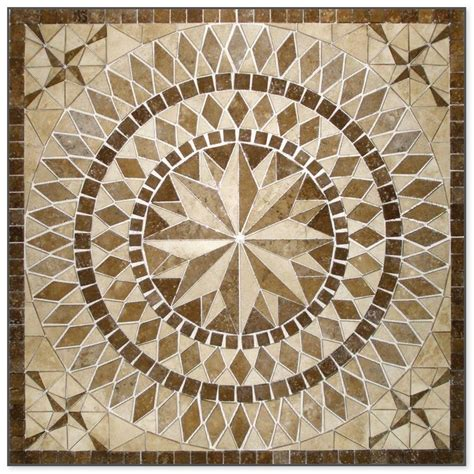 decorative floor tiles home design plan