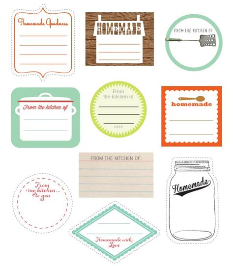 printable canning label templates free collection of free printable labels for mason jars
