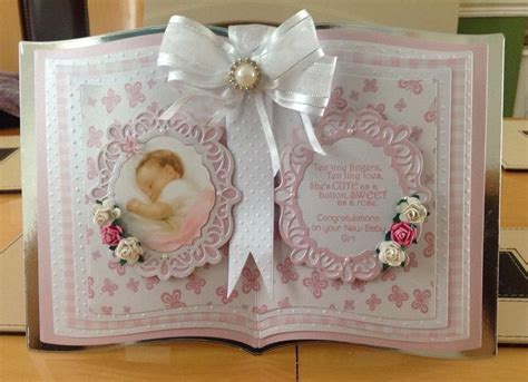 Booking Com Gift Card - made by karen leonard open book card using tattered lace essential book die