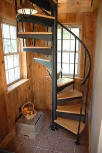 how to build stairs in a small space which tiny house stair is right for you salter spiral stair