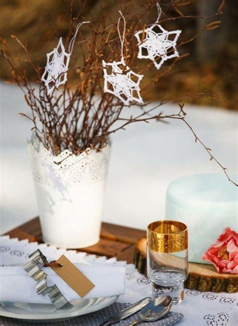 Weihnachtliche Tischdeko Ideen by Mit Liebe Zum Detail Die Sch 246 Nsten Diy Ideen Zu
