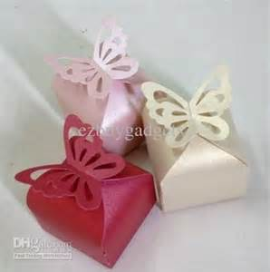 Boxing Favors by Cheap Butterfly Top Favor Box Wedding Favors Baby Shower