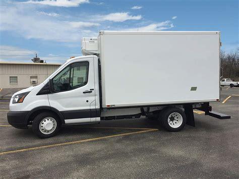 refrigerated vans trucks bush specialty vehicles
