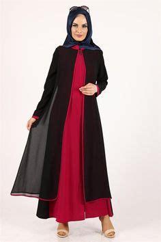 Black Tunik Cf 8 tuna jakar kemerli pileli abiye tesett 252 r elbise pudra 3367