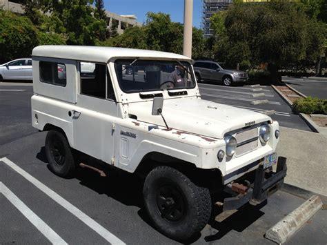 1968 nissan patrol 1968 nissan patrol japanese nostalgic car