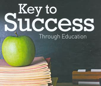 Education Is The Key To Success In Essay by Studio West News