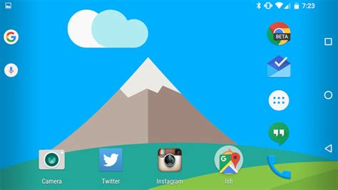 android rotate home screen launcher for android gets auto rotation to home screens