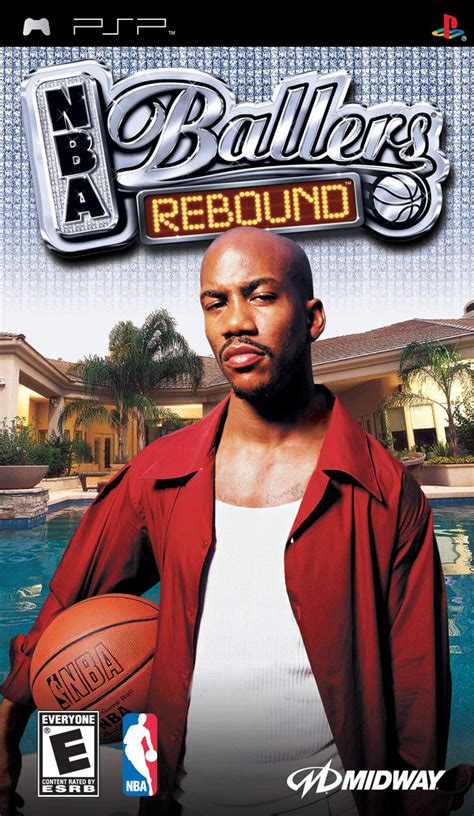 psp themes nba nba ballers rebound psp iso download portalroms com