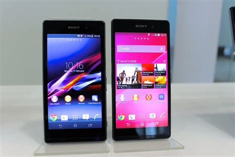 Hp Sony Xperia Z Z1 Z2 sony xperia z2 vs xperia z1 should i upgrade