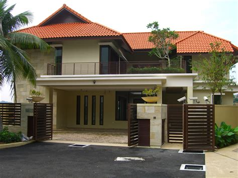 bungalow design maintaining a bungalow at senawang negeri sembilan