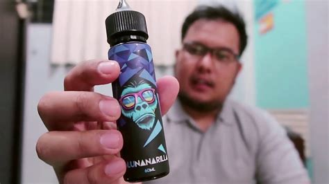 Blunanarilla Liquid 1 blunanarilla liquid review vapevid