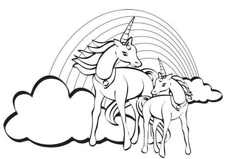 unicorn coloring page pdf unicorn printable pdf coloring page stuff for the kiddos