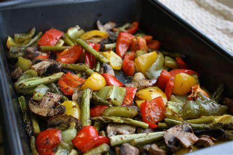 vegetables roasted roasted vegetables recipe dishmaps