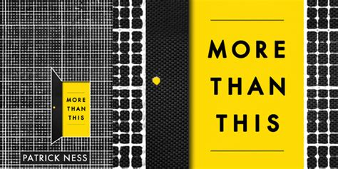 more than this more than this by patrick ness the book wars