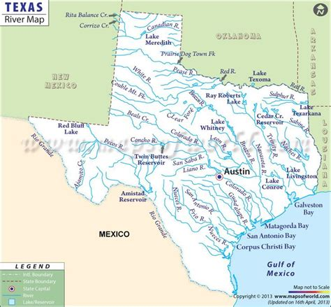 texas rivers and lakes map 21 new map texas rivers swimnova