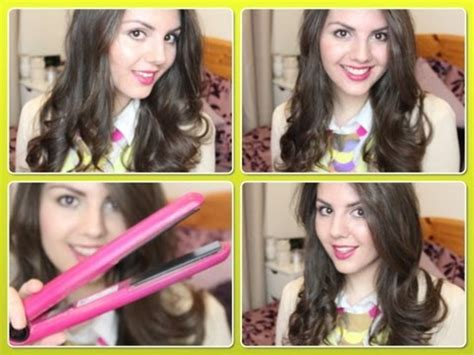 S Secret Catok Hair Straightener how to curl your hair with a straightener s