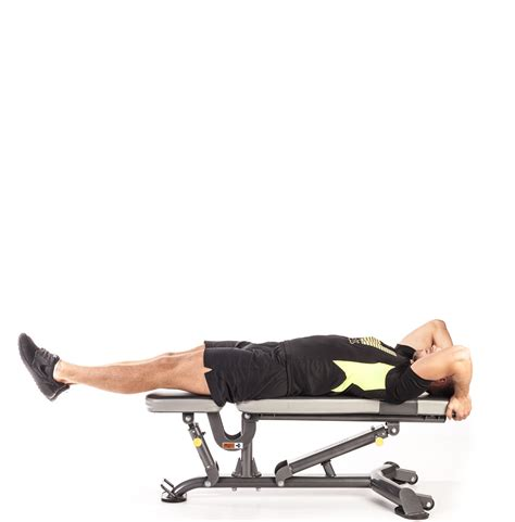 flat bench leg raise barbell workout 2 total workout fitness