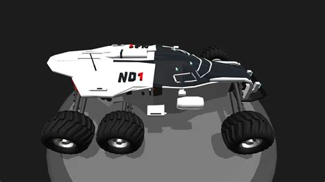 nomad mass effect simpleplanes mass effect andromeda nomad