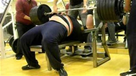 heaviest ever bench press world record for heaviest bench press
