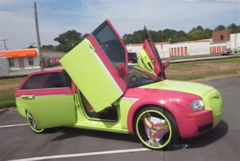 7 of the worst car colour combinations phirmfx