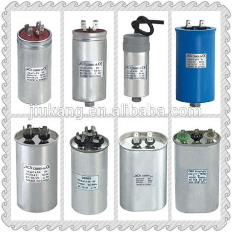 kapasitor running 250 450vac polypropylene capacitor ac motor capacitors from zhejiang jiukang