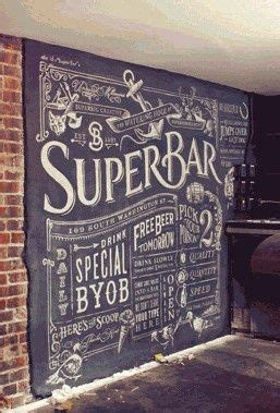 chalkboard paint ideas for bar 63 best images about chalkboard wall on