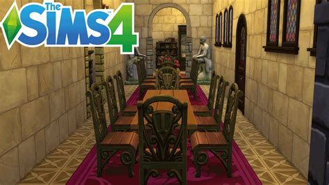 sims 4 medieval castle speed build sims 4 medieval castle collab w julyvee