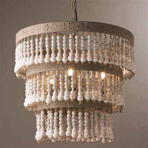 beaded chandelier l shades 17 best paper the powder room images on pinterest