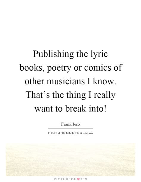 that s not poetry books publishing the lyric books poetry or comics of other