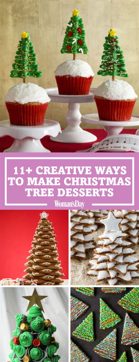 christmas tree desserts the best christmas tree desserts