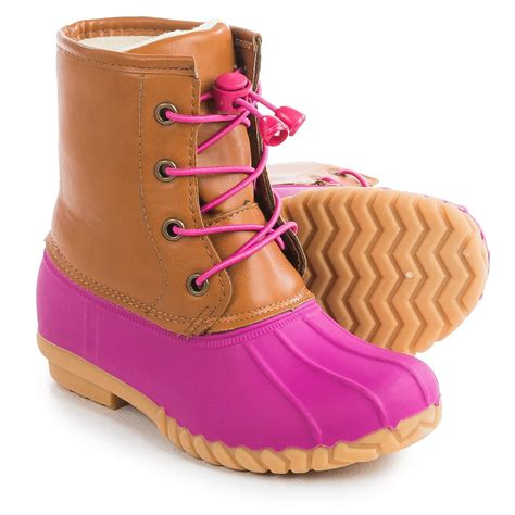 pink duck boots miller duck boots for save 71
