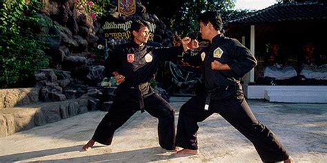 Grosiran Sabuk Silat Taekwondo Karate panorama destination