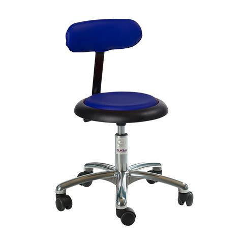 Gas Stool by Micro Stool With Backrest Low Gas