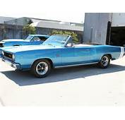 1968 Dodge Coronet R/T Convertible  American Cars For Sale