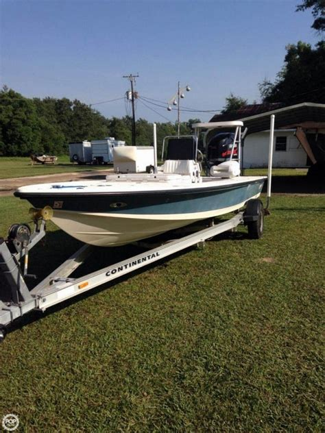 flats boats for sale in georgia 2004 used hewes 21 redfisher flats fishing boat for sale