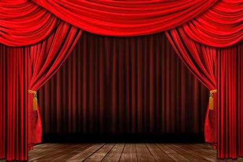 background rode gordijnen theaterzaal gordijnen