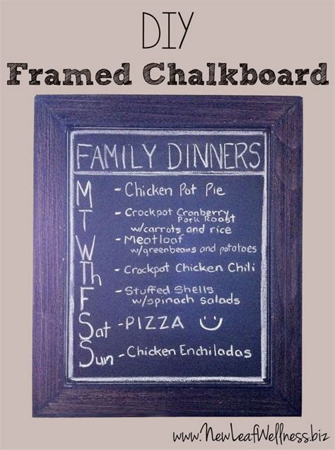 diy chalkboard menu 301 moved permanently