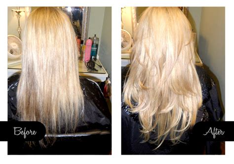 thin hair after extensions thinned out haircut before and after haircuts models ideas